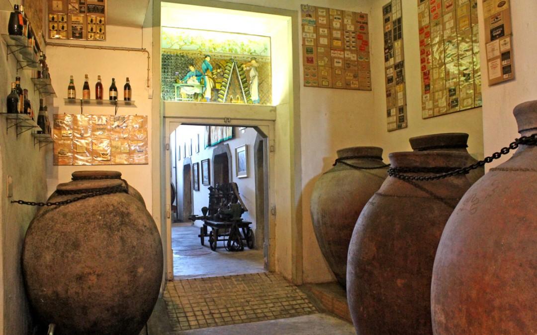 Já Conhece o Museu do Vinho de Alcobaça?
