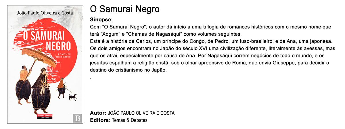 O-samurai-negro