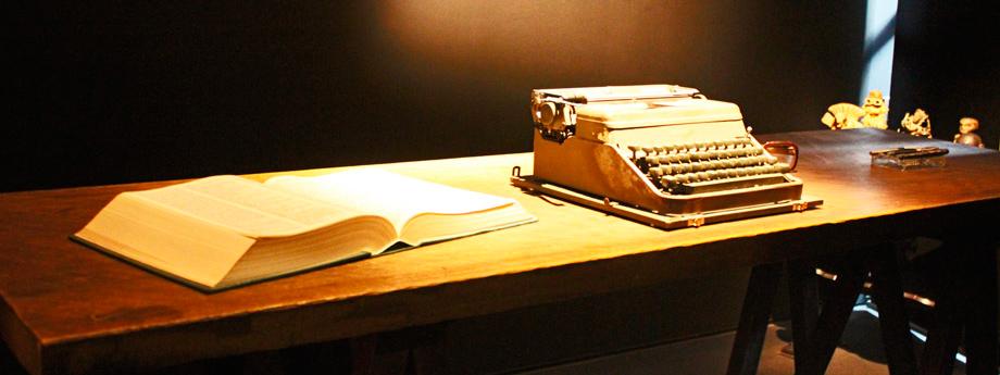 Roteiro Casa de Escritores