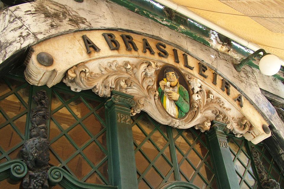 Café a Brasileira - Chiado