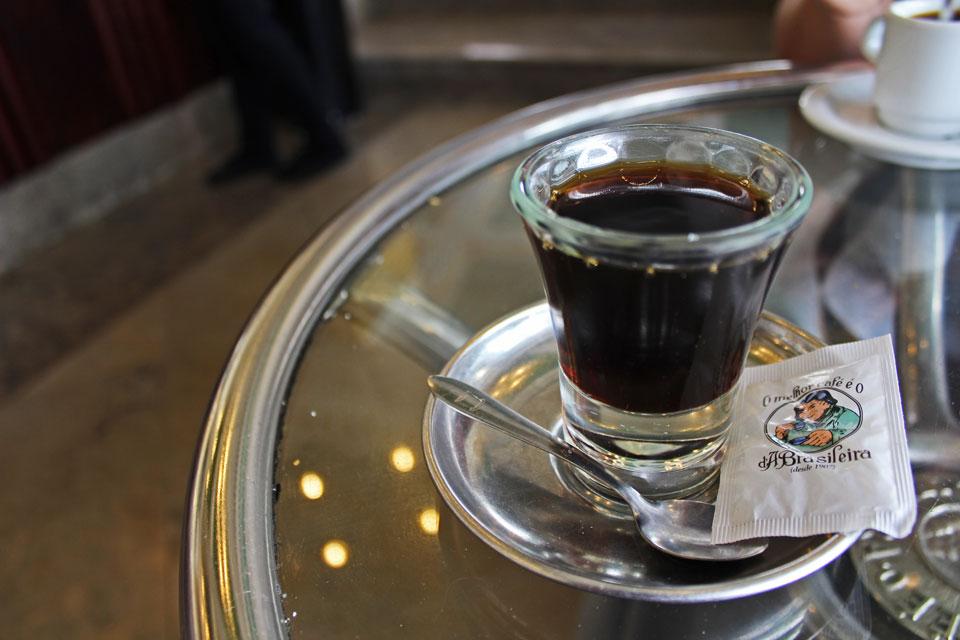 Café a Brasileira - Braga